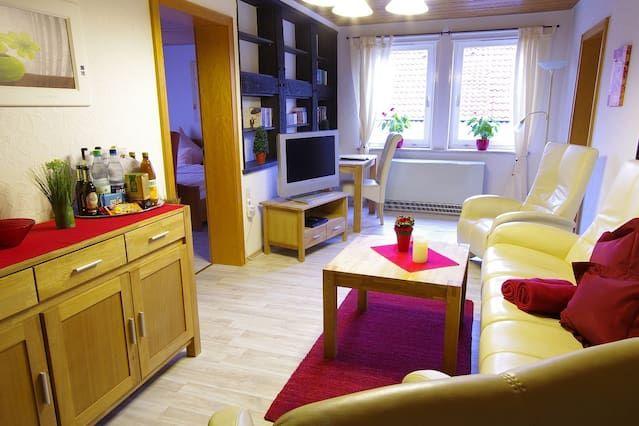 Practical 78 m² flat