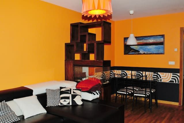 Apartment with parking included in Cambre