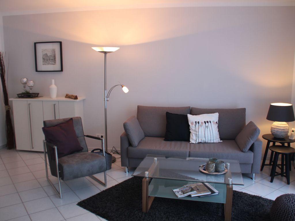 Wohnung mit Garten de 50 m²