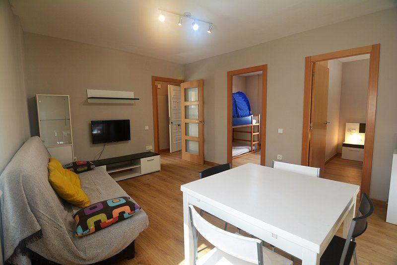 Apartamento con wi-fi en Coma-ruga