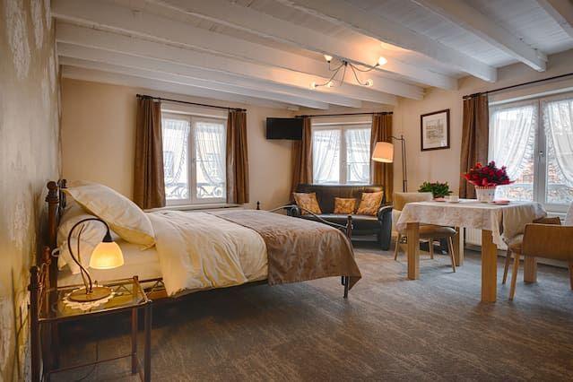 B&B Bariseele Topfloor Suite Brugge