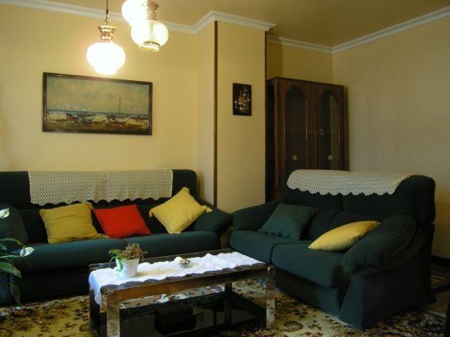 Alojamiento en Gijon de 3 habitaciones