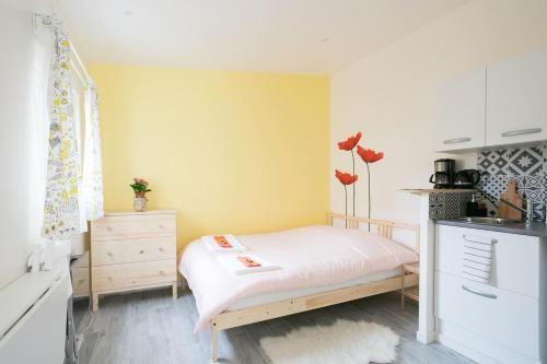 Apartamento con wi-fi en Villejuif