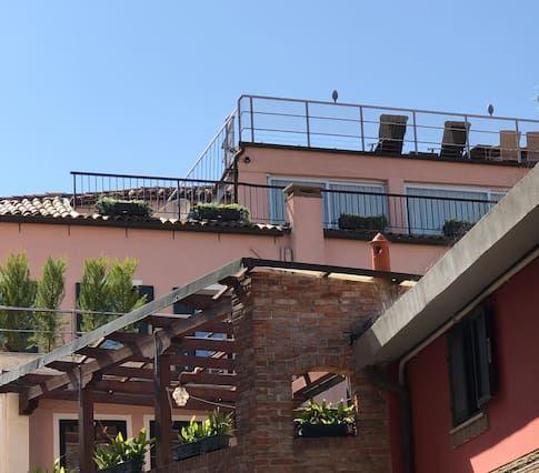 Ferienunterkunft in Venezia mit 1 Zimmer