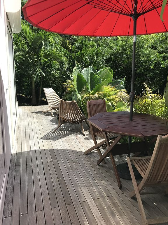 Fitted holiday rental in Le gosier