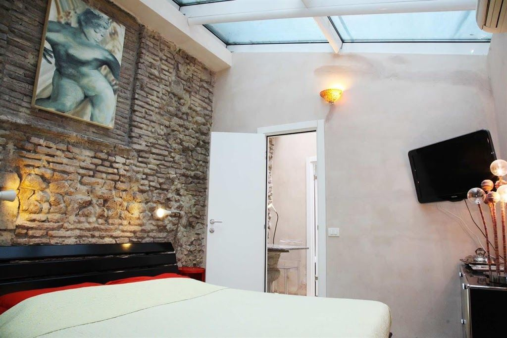 Holiday home in Rome for 2
