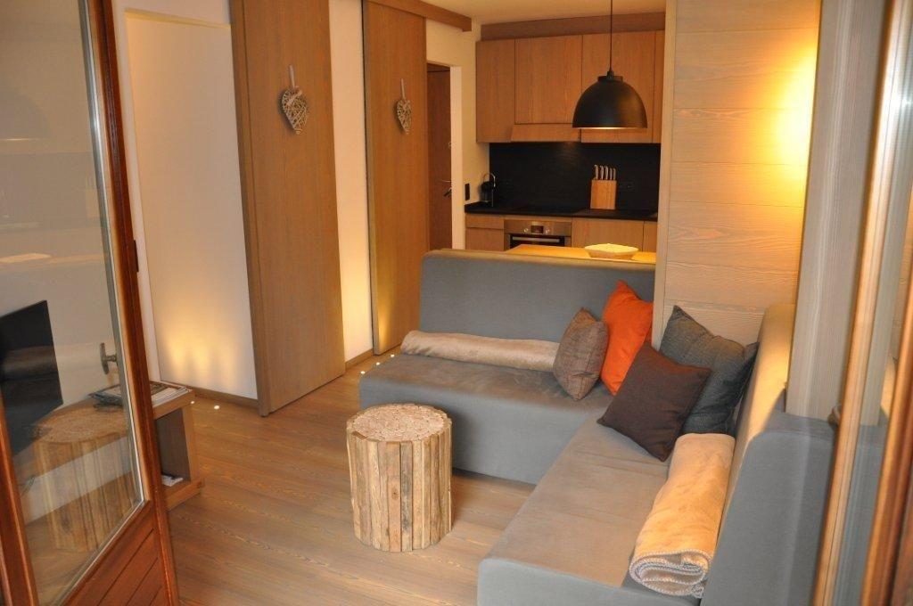 Vivienda equipada de 45 m²