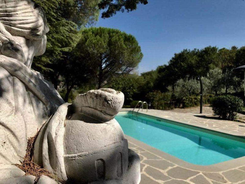 Casa en Arezzo para 11 huéspedes