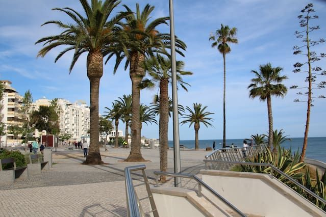 Armacao de Pera, lovely T2 apartment close to the sea (max 4 people