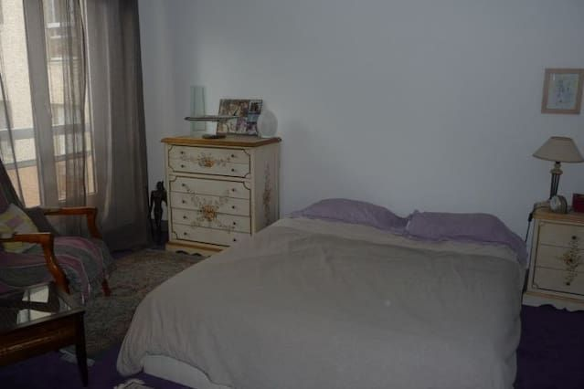 500M FROM PARIS A RENEWED FLAT ONE