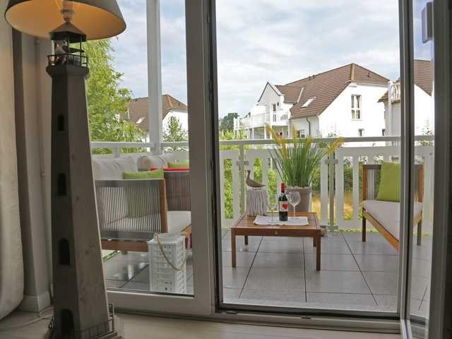 Haus für 3 Gäste mit Balkon