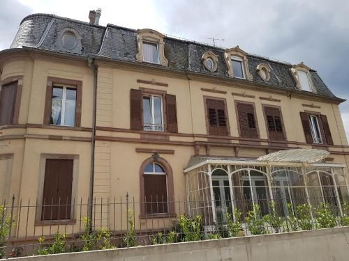 Idóneo para animales apartamento en Issenheim