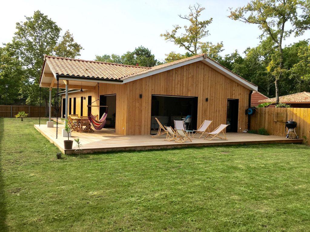 Residencia equipada de 130 m²