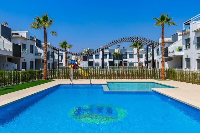70 m² flat in Alicante