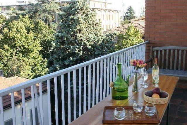 Alojamiento en Parma de 2 habitaciones