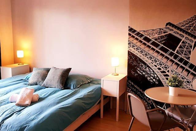 Appartement à Ivry-sur-seine à 1 chambre