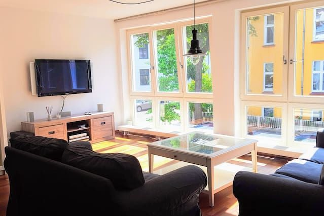 Panorama Wohnung in Warnemünde