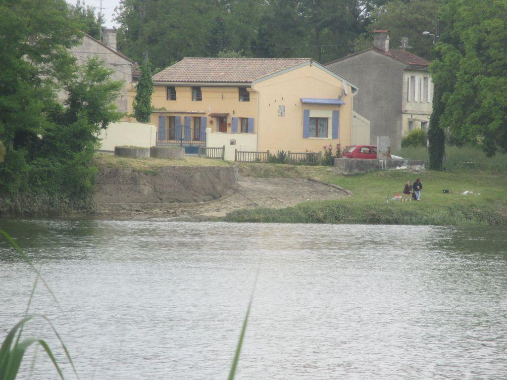 Provista residencia en Libourne