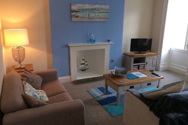 Flat practical in Falmouth
