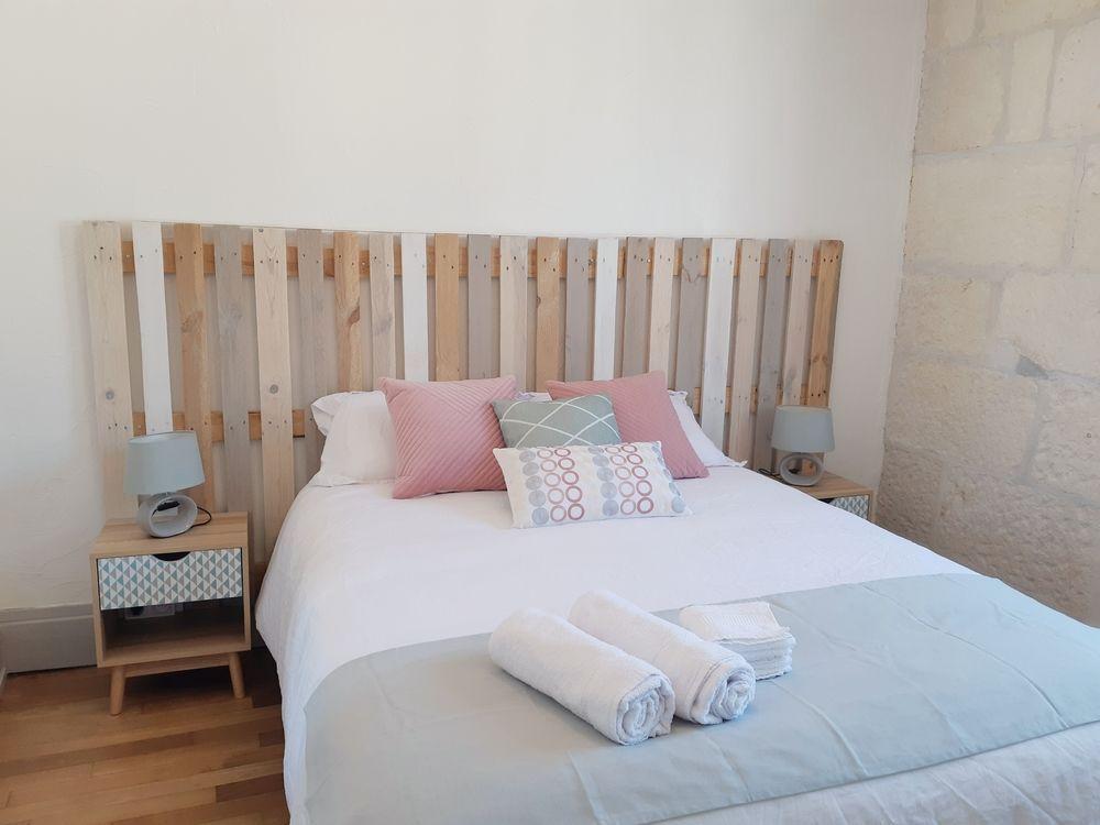Bien équipé appartement à Bourges