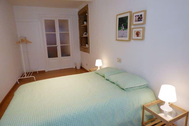 Apartamento precioso de 3 habitaciones en Santiago de compostela