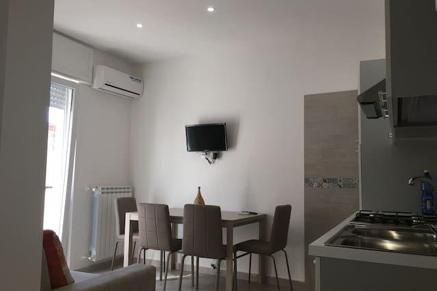 Alojamiento en Nápoles de 1 habitación