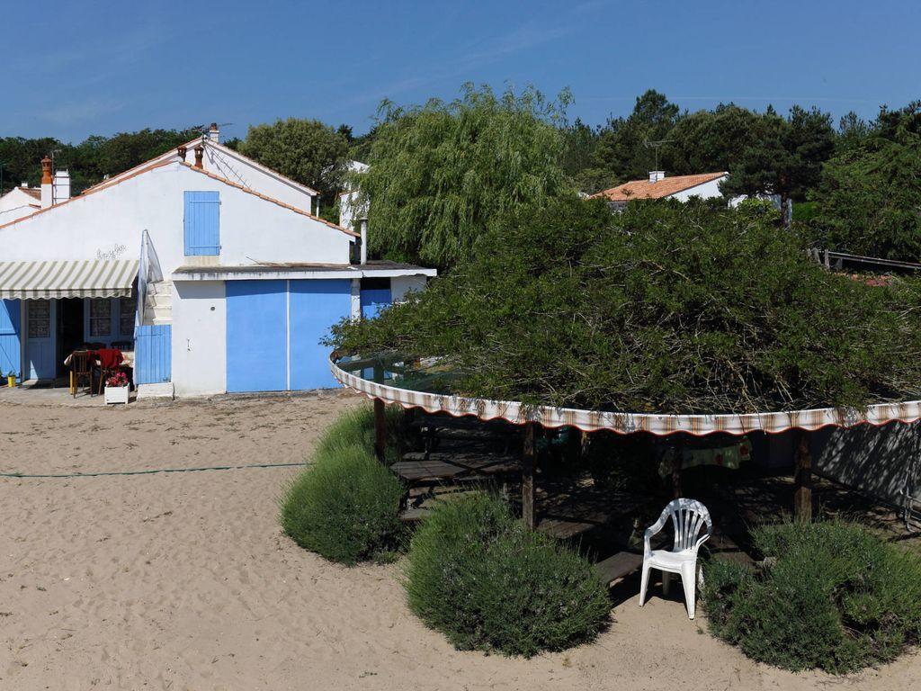 Hébergement attractif avec jardin