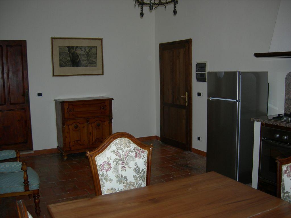 Alojamiento de 2 habitaciones en Castiglione della pescaia, grosseto