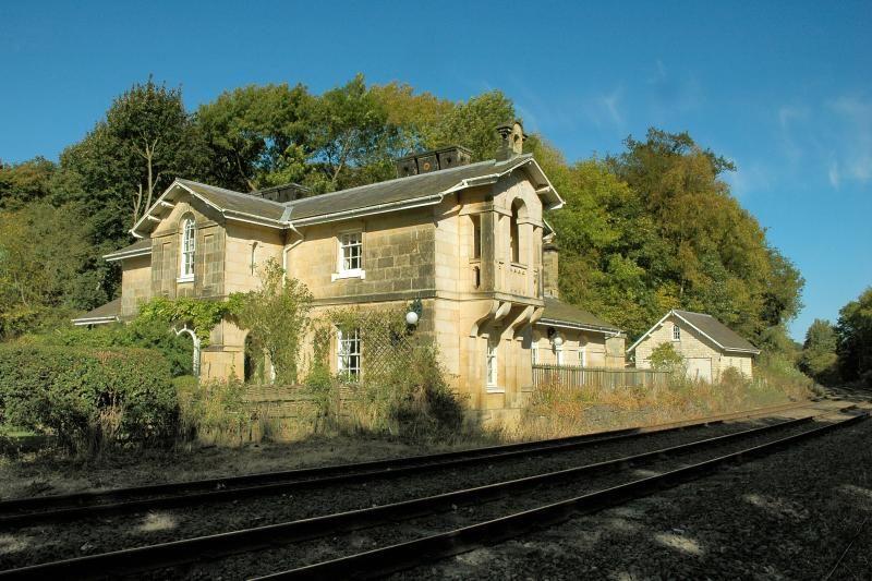 Castle Howard Station - Platform 1