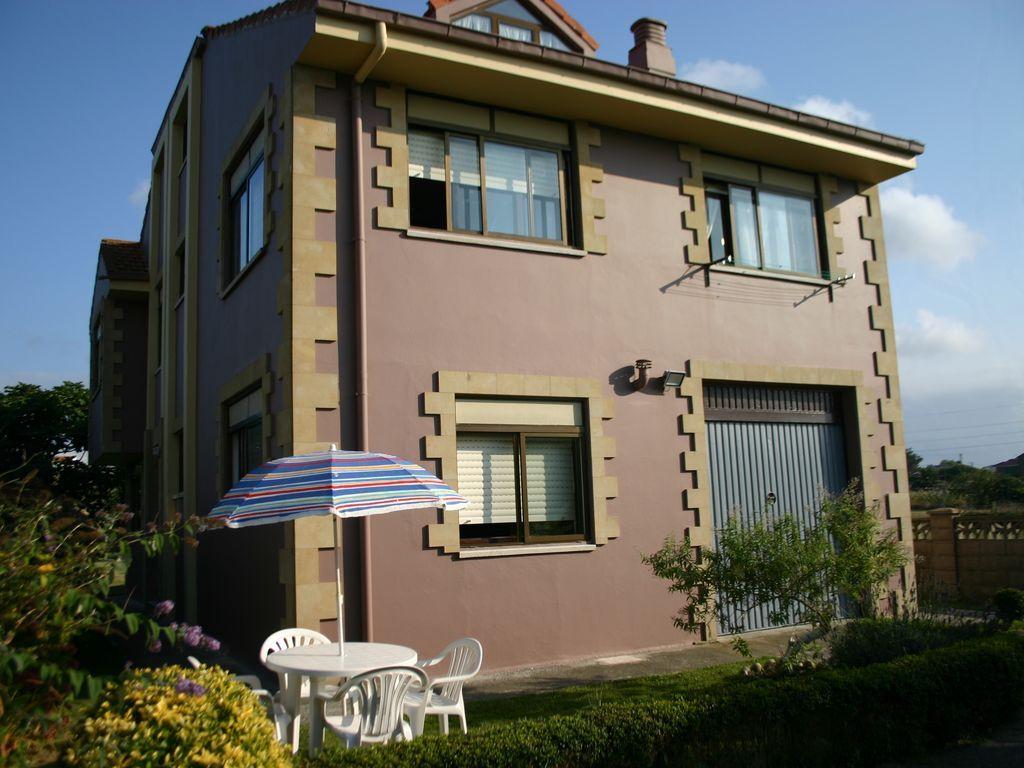 Residencia con vistas en Monte - santander