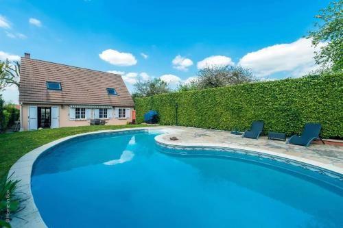 Alojamiento con piscina