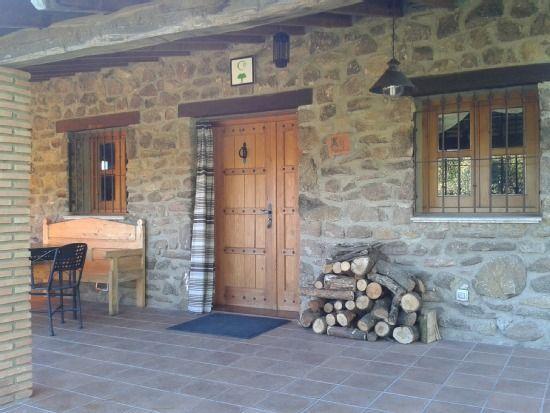 Residencia con vistas en Acebo