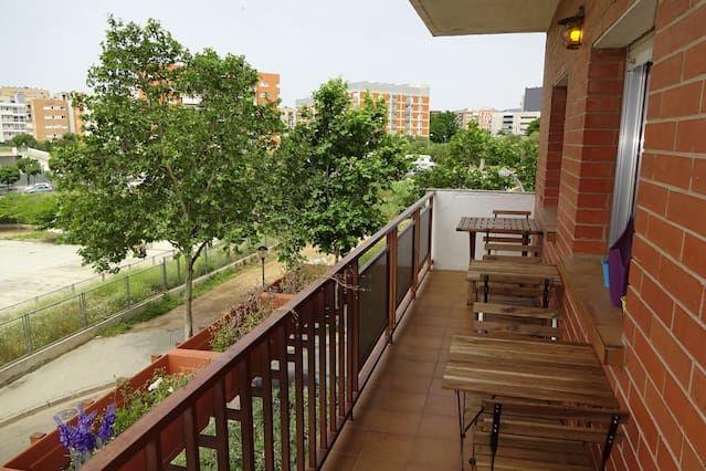 Piso de 1 habitación en Sabadell