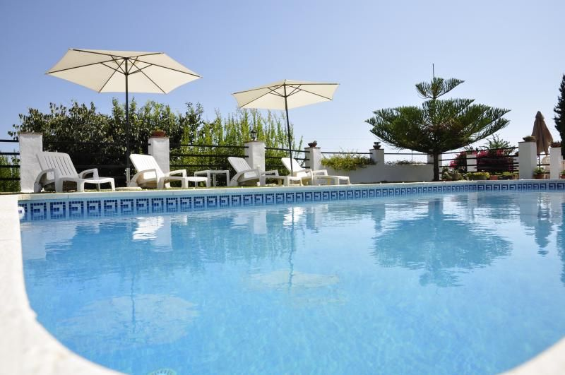 Central holiday rental in Benalmádena for 9
