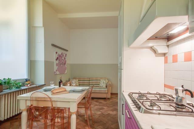 Apartamento con aire acondicionado en la zona de Centro Storico, Florencia - Ref. 155947