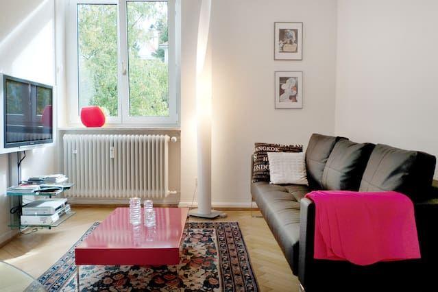 Apartamento equipado de 50 m²
