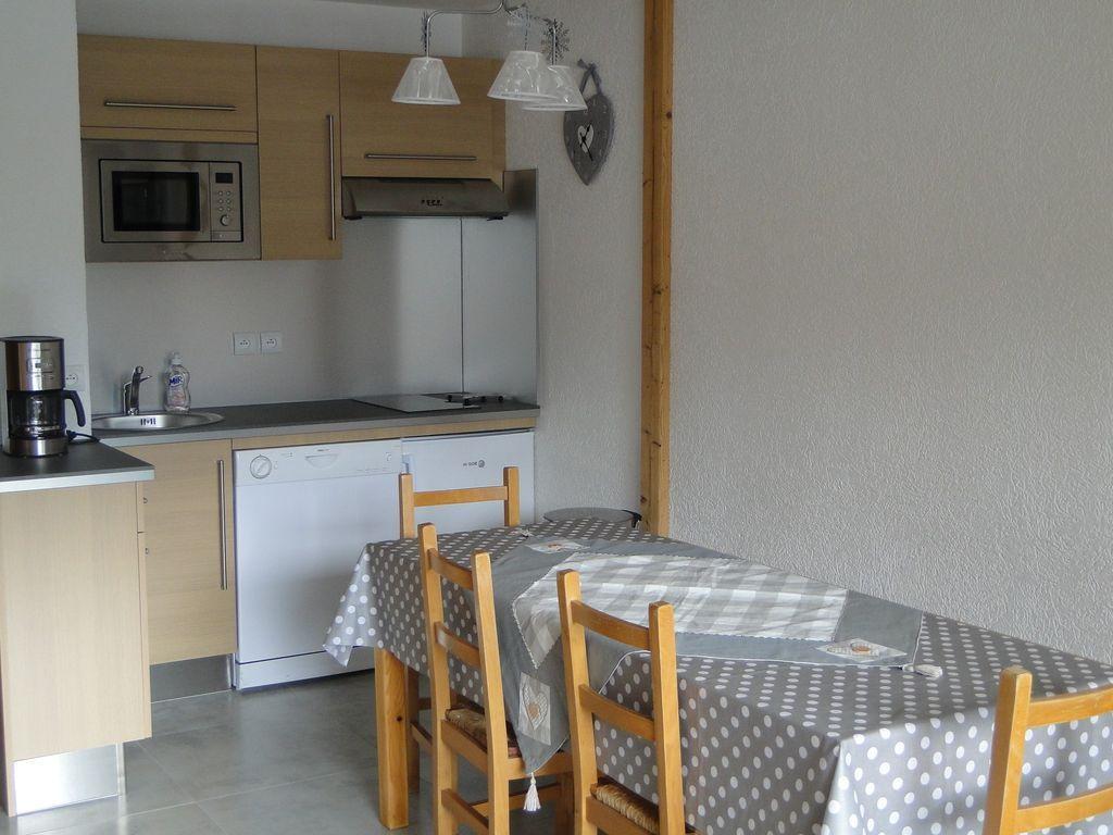 Apartamento de 42 m² en La clusaz