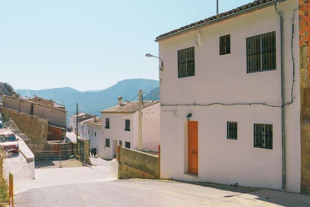 Alojamiento para 7 huéspedes en Chulilla