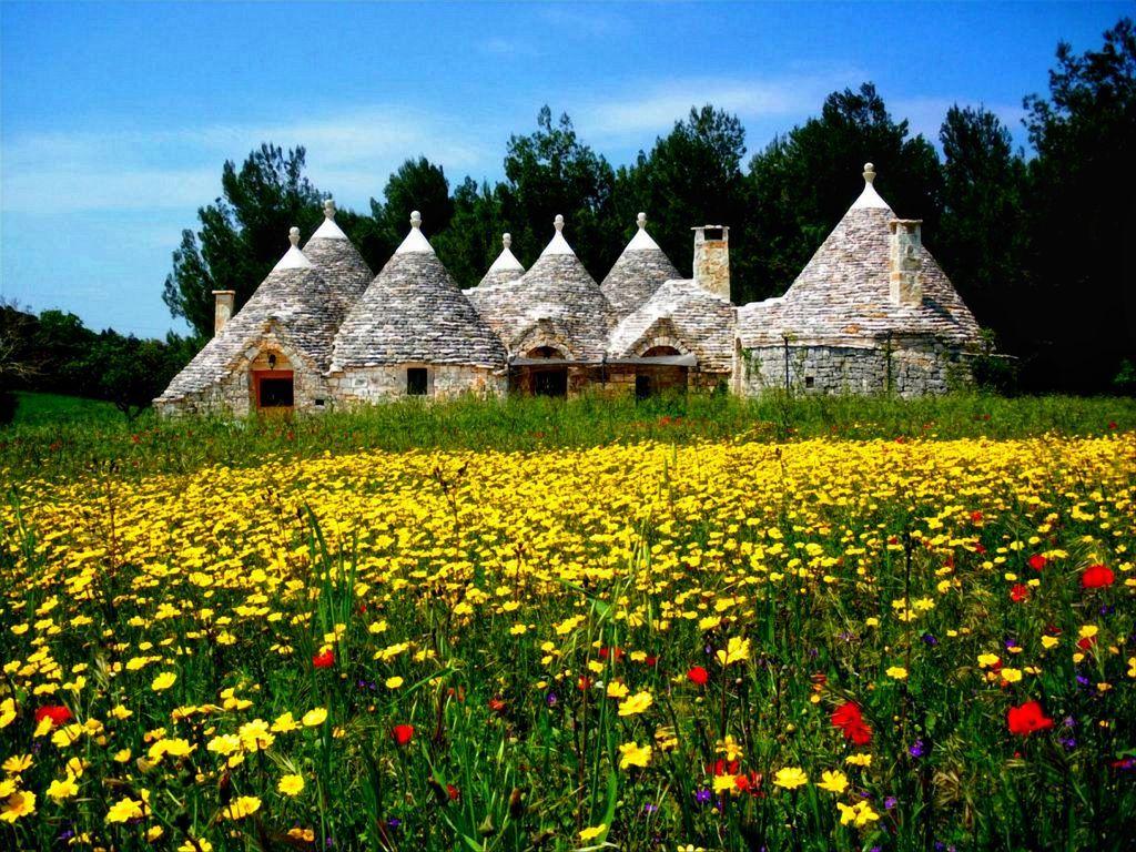 Vivienda con jardín en Cisternino