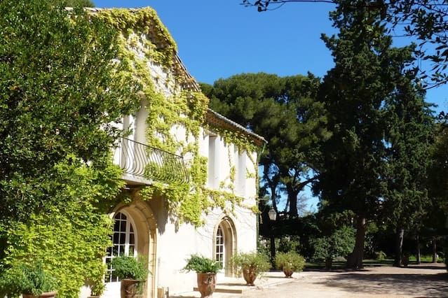 Villa junto al mar La Bergerie
