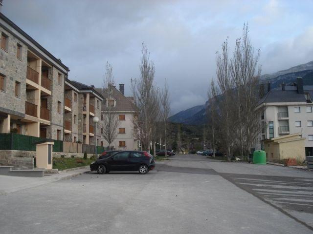 Apartamento para 4 personas en Villanúa