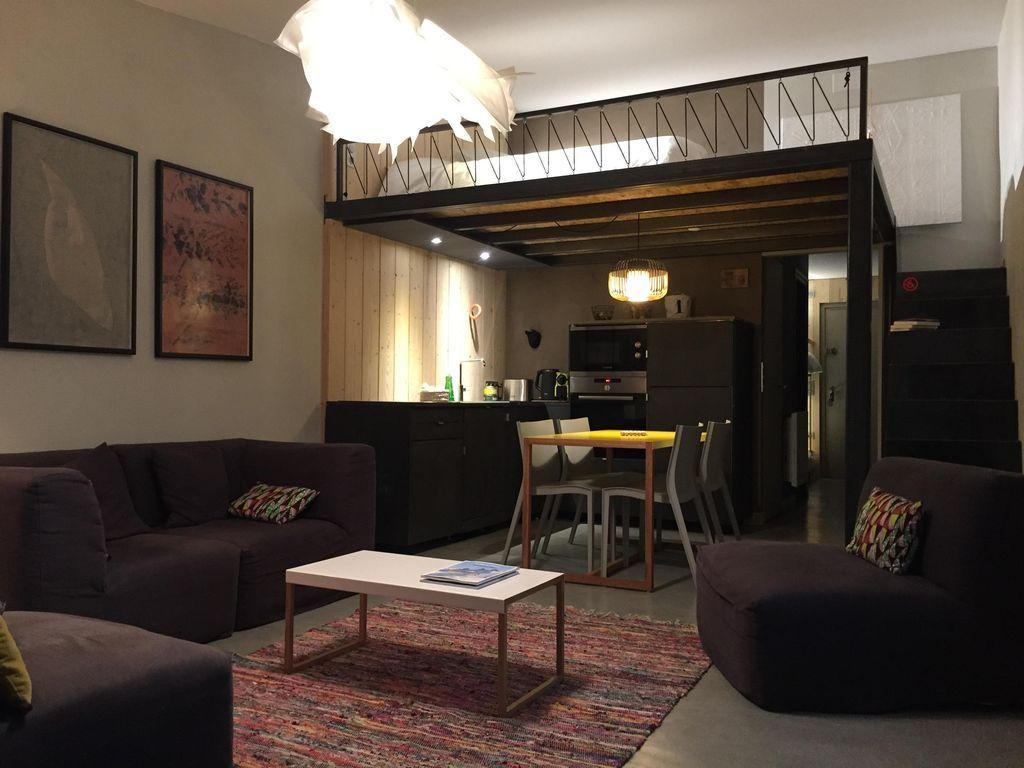 Popular apartamento de 36 m²