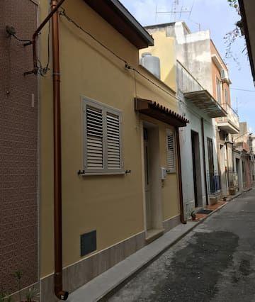 Residencia interesante en Avola