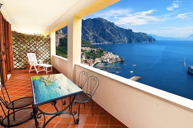 Apartamento en villa con vistas al mar, oferta especial abril mayo