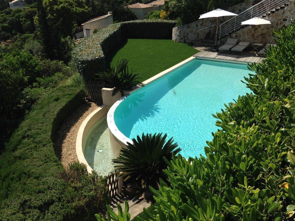 Alojamiento estupendo con piscina