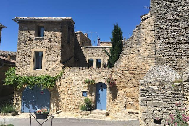 Interesante residencia en Cabrières-d'avignon