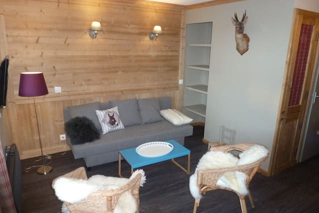 Apartamento maravilloso de 30 m²