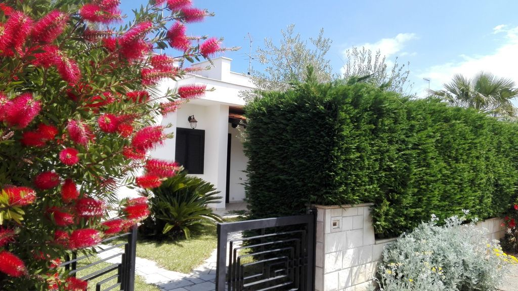 Provista residencia en Specchiolla (carovigno)/italia