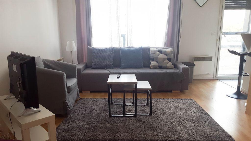 Appartement à Saint-denis pour 4 voyageurs