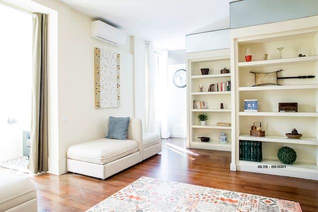 Appartement à Barcelone avec Air climatisé, Internet, Machine à laver (655377)